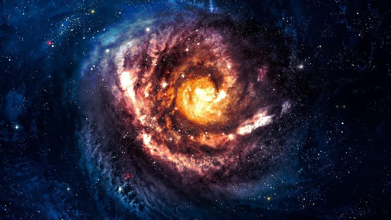 Астрономы обнаружили в галактике странную светящуюся туманность