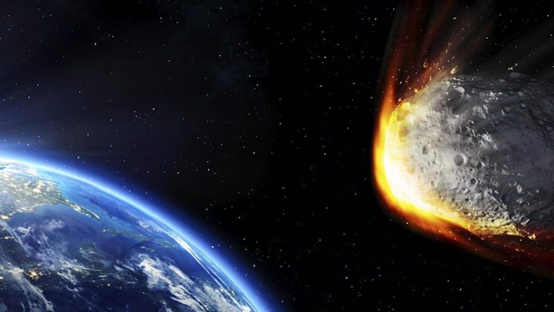 Опасный астероид пронесется недалеко от Земли в ночь на 20 апреля