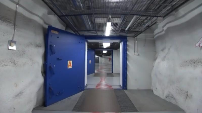 С какой целью под Финляндией строится подземный город?
