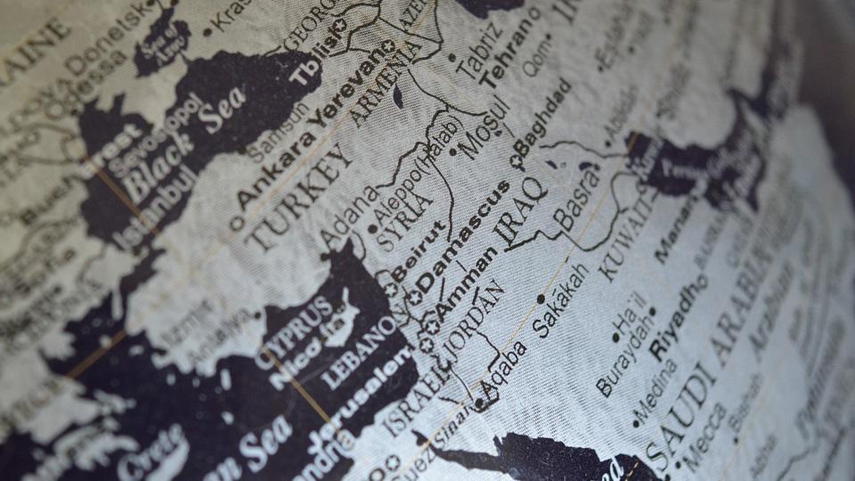 Острова-призраки: территории, которые есть на карте, но нет в реальности