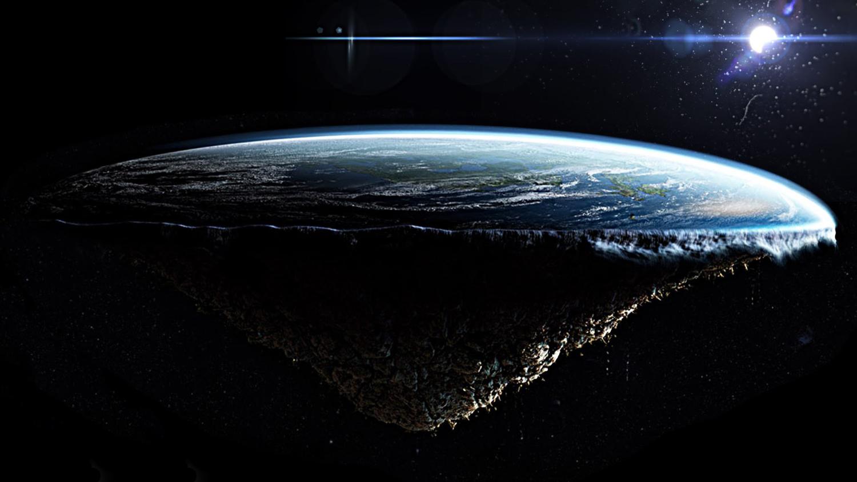 Сторонники плоской Земли определили, какой формы на самом деле планета, а также опровергли существование гравитации