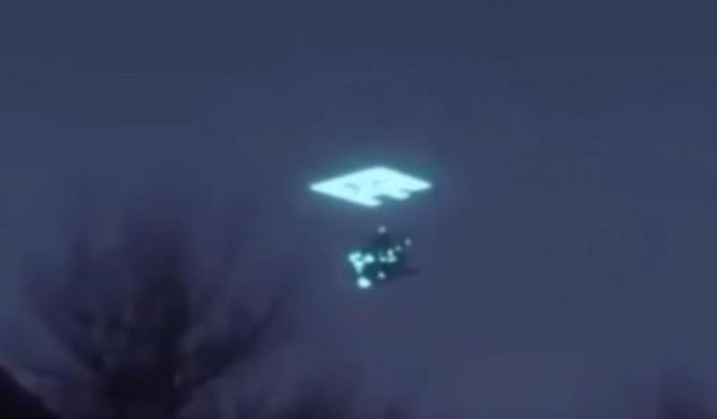 Телепортация НЛО напугала жителей Мюнхена
