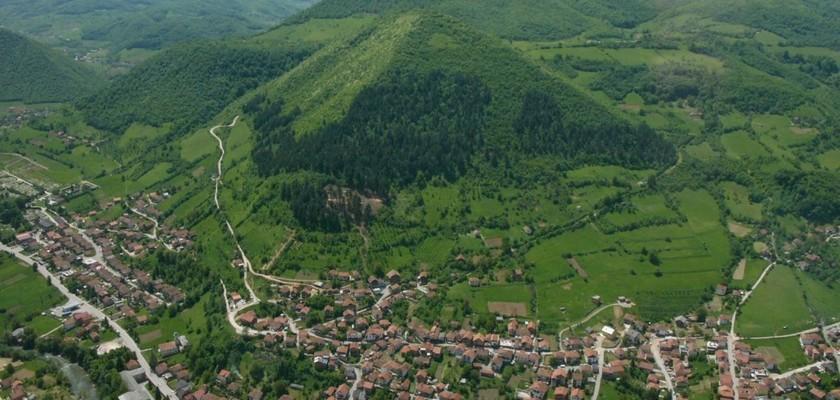Боснийская пирамида — дутая сенсация?