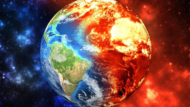Через семь лет будет пройден порог опасного глобального потепления