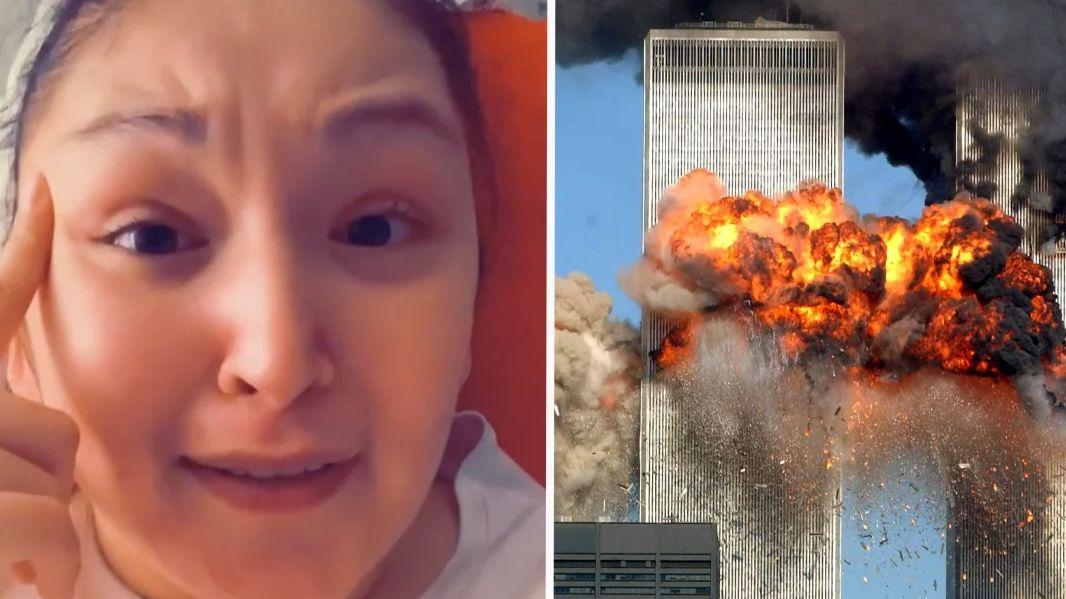 Маленькая девочка вспомнила 11 сентября и свою прошлую жизнь