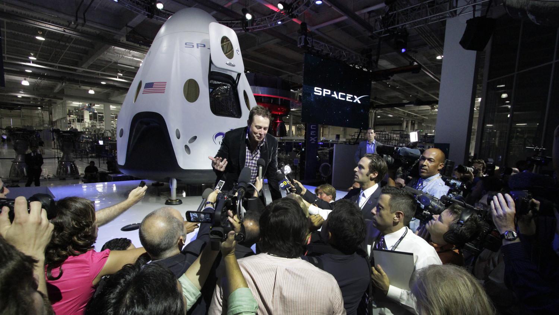 «SpaceX» сегодня сделает заявление