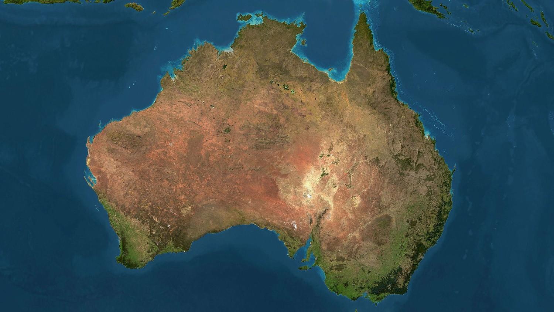 Конспирологи заявили, что Австралии не существует