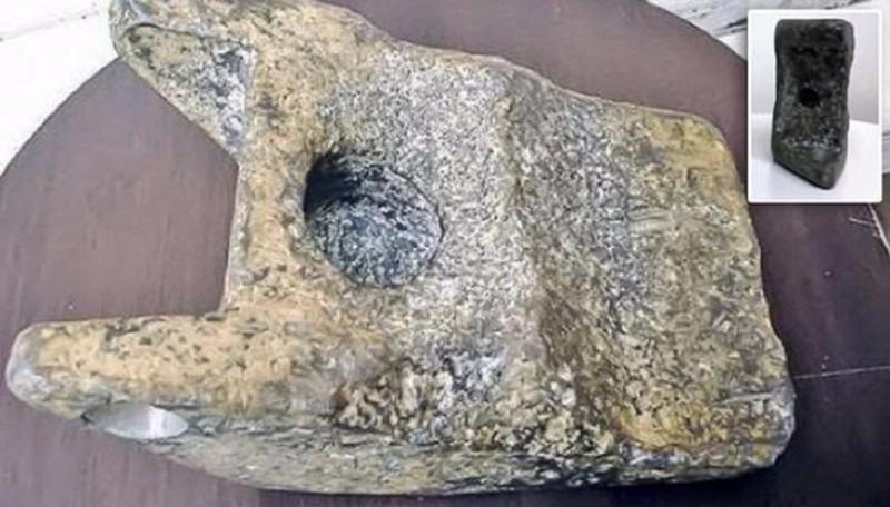 В Румынии обнаружили камень, созданный пришельцами 250 тысяч лет назад