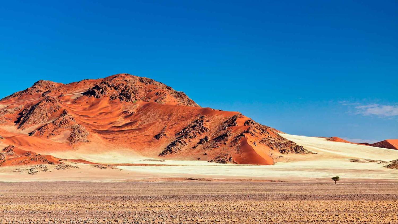 В иранской пустыне ученые нашли огромное количество внеземной материи