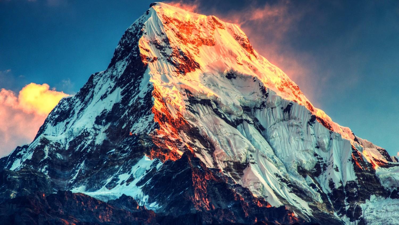 Почему растет Эверест?