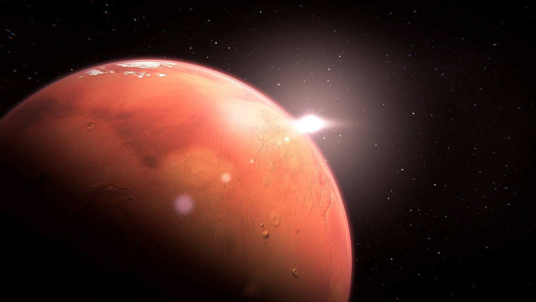 Марс появился на месте таинственного «Фаэтона»