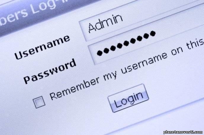 Самые ненадежные пароли 2013 года