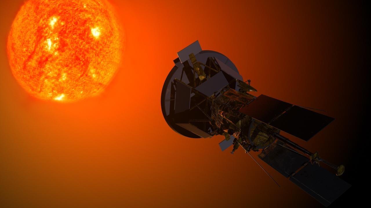 Аппарат Solar Probe Plus должен побить рекорд сближения с Солнцем