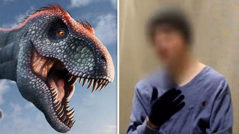 Мужчина побывал во времени, когда по земле ходили динозавры