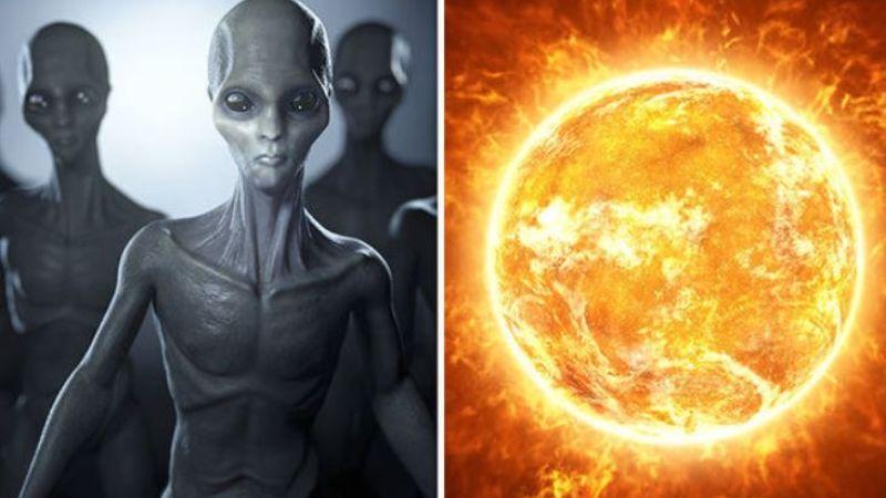 Швейцарский ученый утверждает, что Солнце и Земля являются порталами для инопланетян