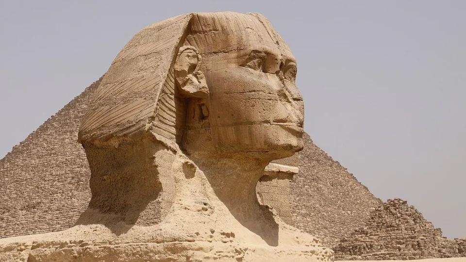 Названа точная дата возведения Большого Сфинкса в Египте