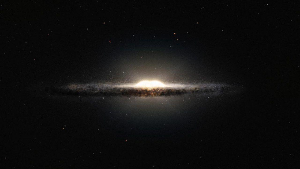 Ученые обнаружили идеальное место для жизни в Млечном Пути