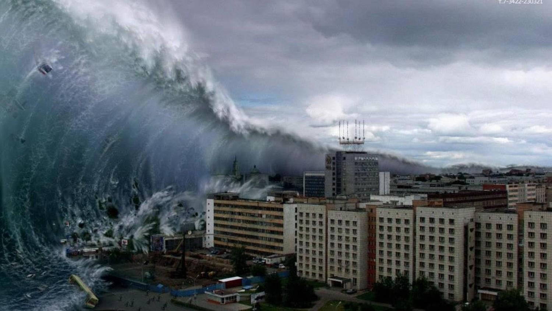 Ученые заявили о высокой вероятности образования цунами в Черном море