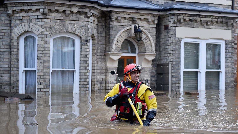 Ученые предсказали погружение Европы под воду