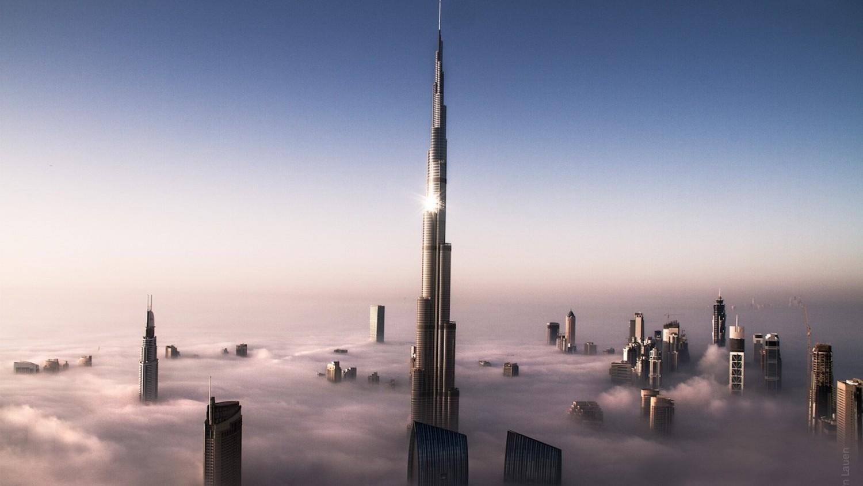 Тайна самого высокого небоскреба в мире Бурдж Халифа