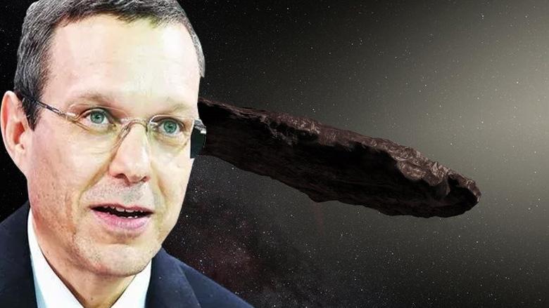 Ученый из Гарварда заявил, что Оумуамуа не астероид, а мусор инопланетян
