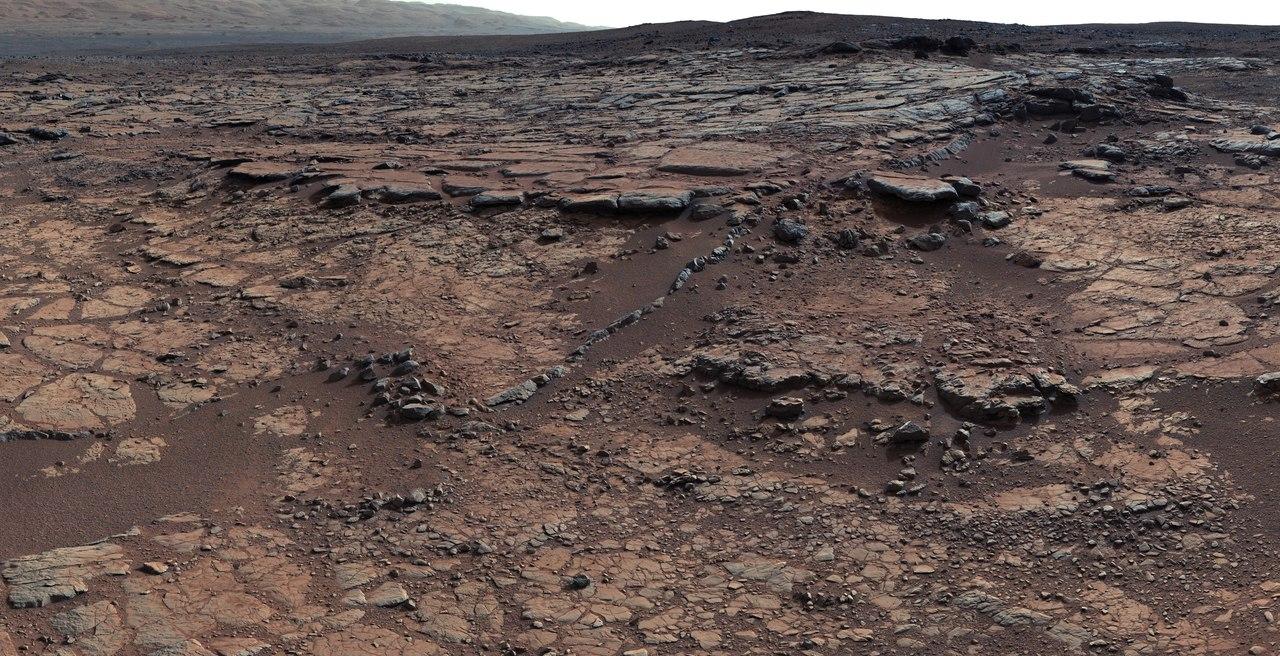 Уникальное озеро на Марсе озадачило ученых
