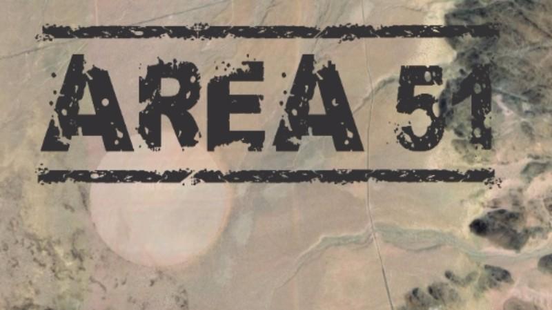 Недалеко от «Зона 51» нашли загадочный «круг смерти»
