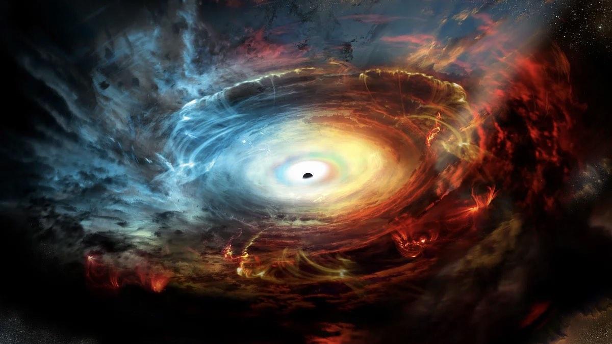 Найдена черная дыра, которая может быть старше всех звезд и галактик