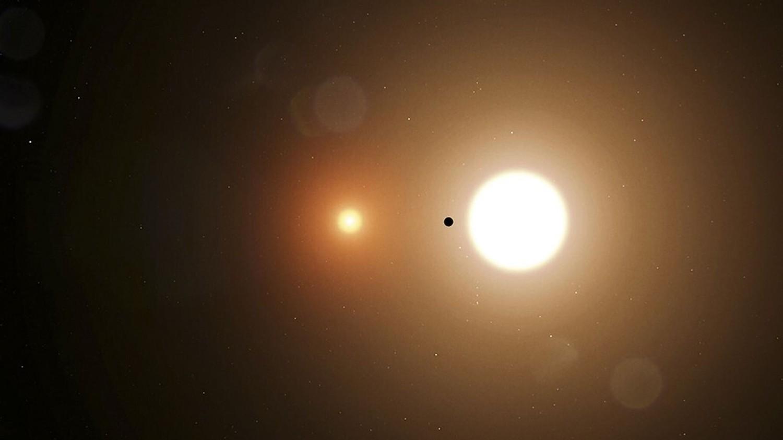 Рекордная скорость: найдена экзопланета, год на которой длится 16 часов