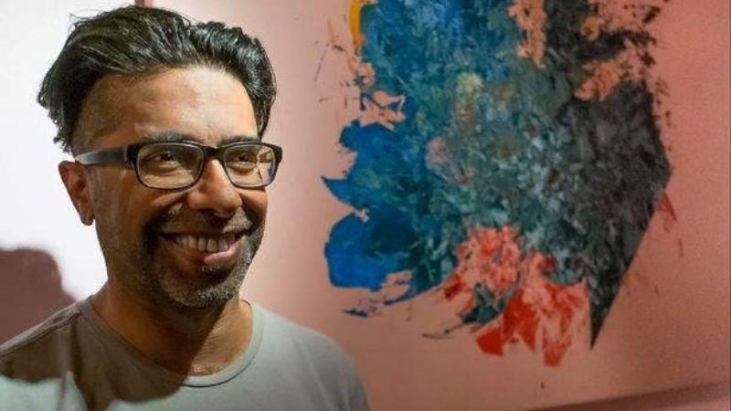 Мужчина, переживший клиническую смерть, нарисовал загробный мир