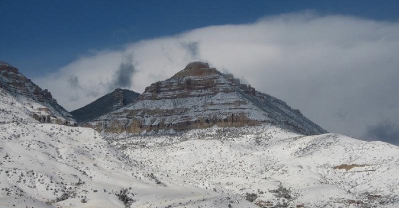 Ученые под снегами Аляски обнаружили две самые древние пирамиды в мире