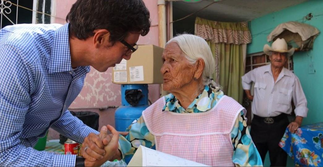 118-летняя жительница Мексики открыла секрет долголетия