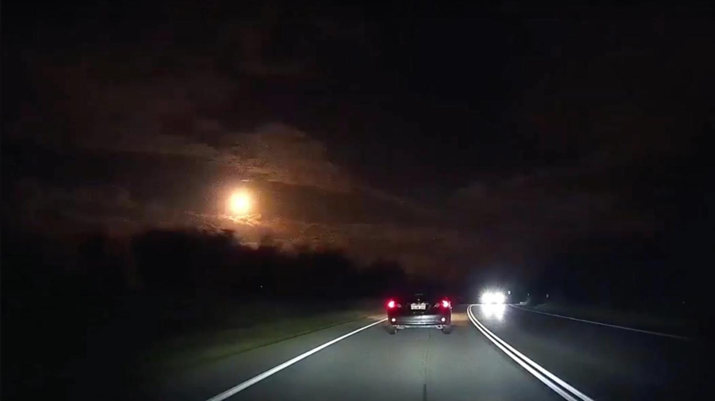 От взрыва содрогнулась земля: в Австралии упал метеорит