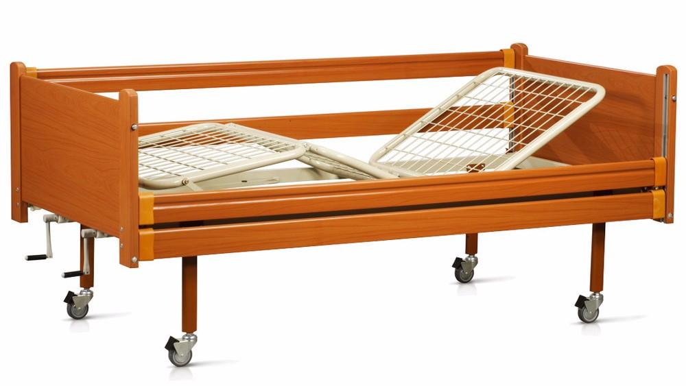 Специализированные медицинские кровати для больных, их особенности и преимущества