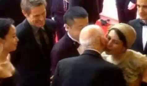 Иранскую актрису выпорят плетью на родине за поцелуй в Каннах