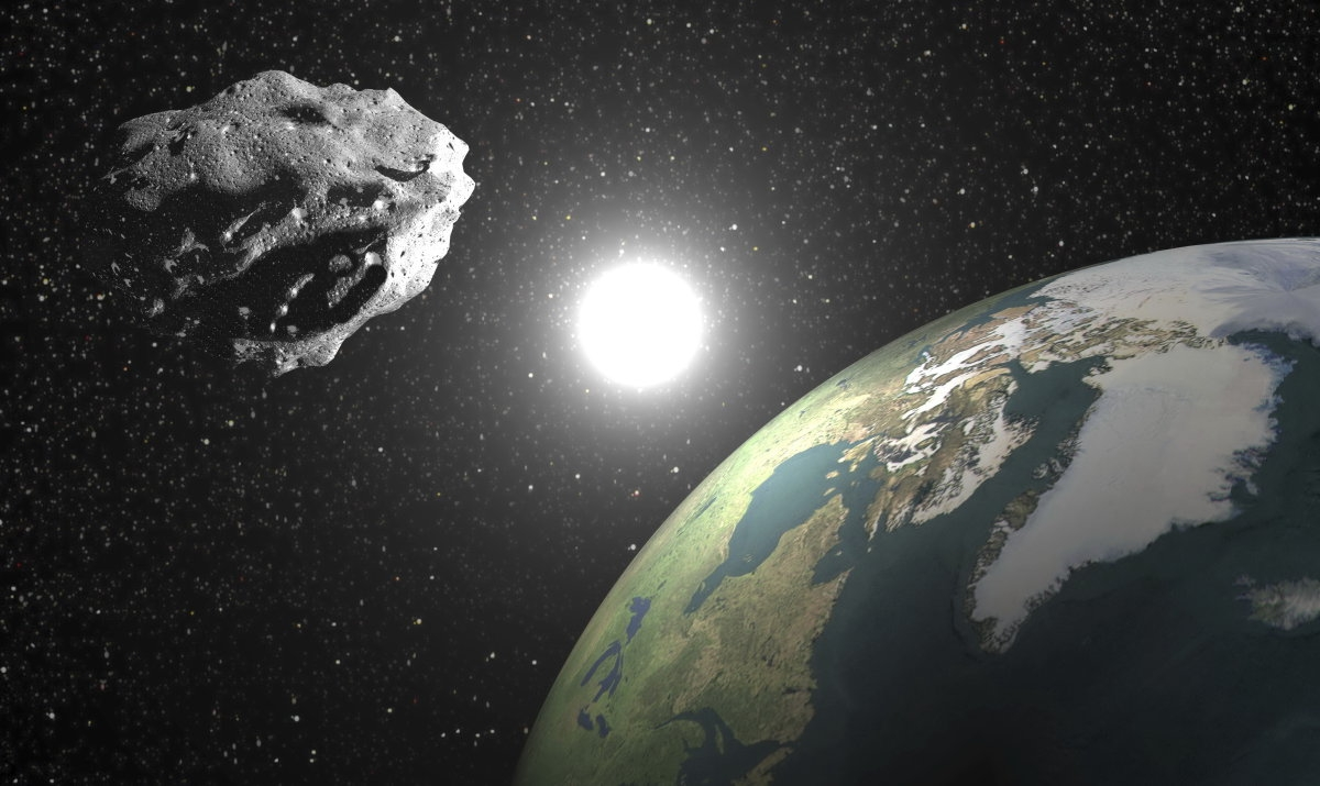 НАСА: к Земле приближается потенциально опасный астероид