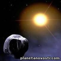 21 марта 2014 г. Земле будет угрожать удар астероида
