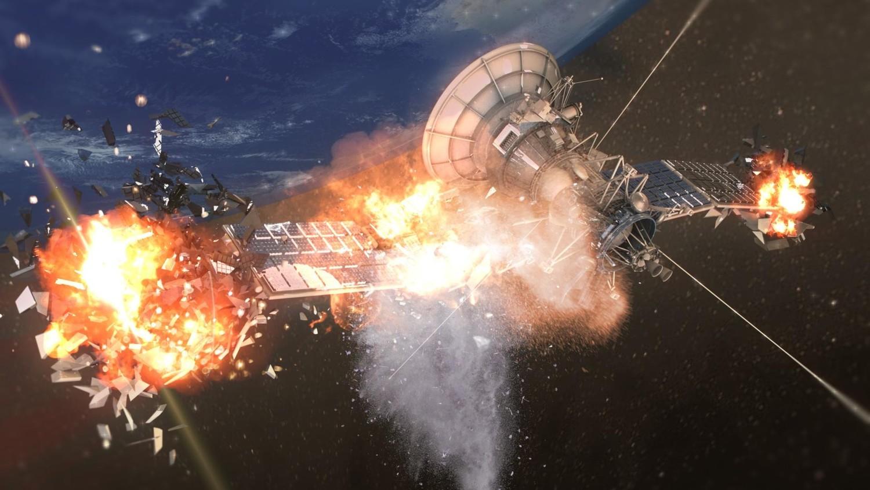 Бывший работник NASA обвиняет пришельцев в космическом столкновении