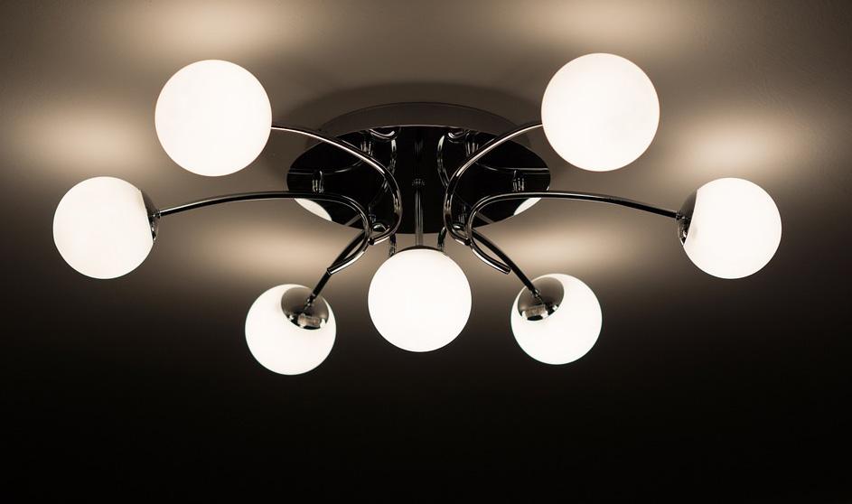 Виды светильников. Как правильно выбрать люстру