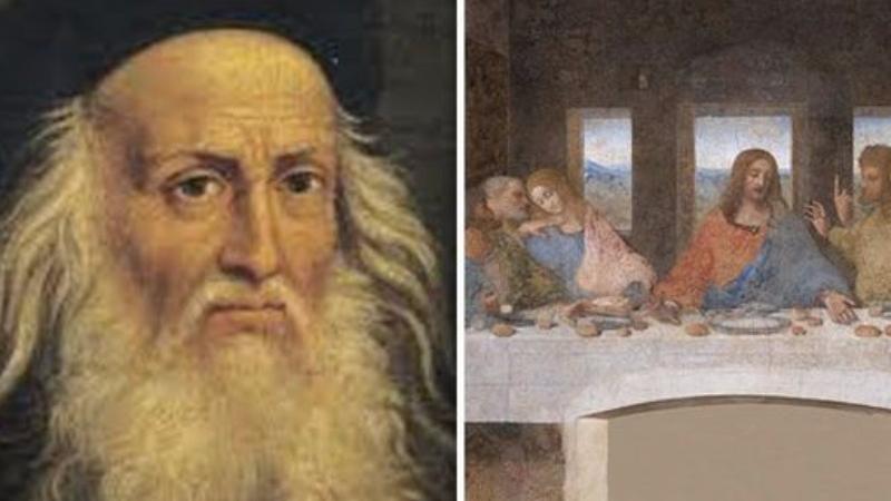 Загадочный код да Винчи: что скрыто в «Тайной вечере» по мнению экспертов