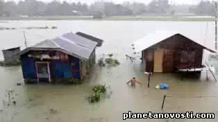 На юге Филиппин объявлено чрезвычайное положение