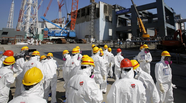 Уровень радиации в тоннеле под АЭС «Фукусима-1» в Японии вырос в 4 тысячи раз