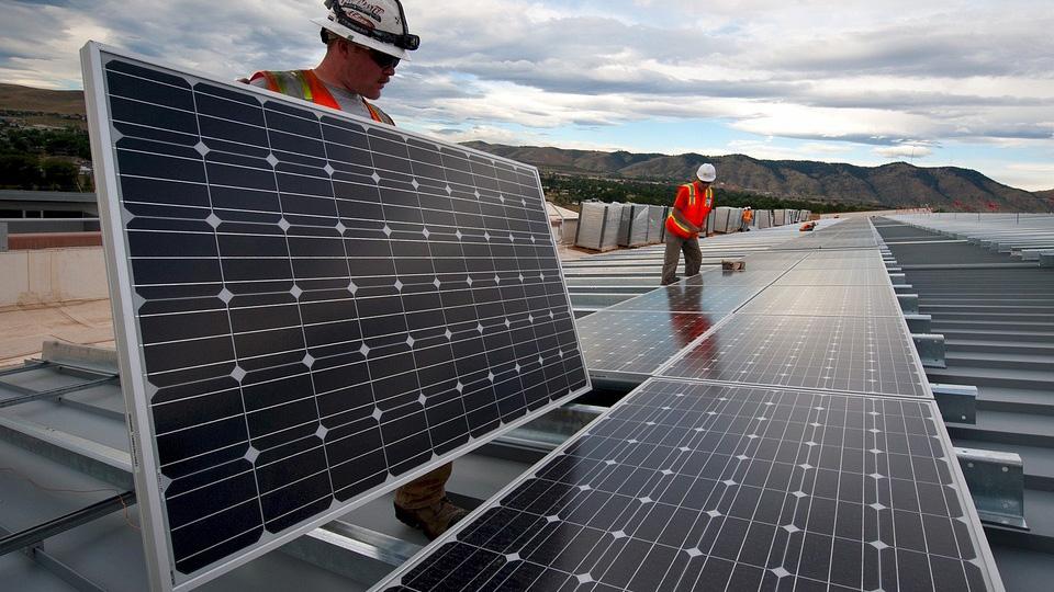 Промышленные солнечные электростанции: основные преимущества