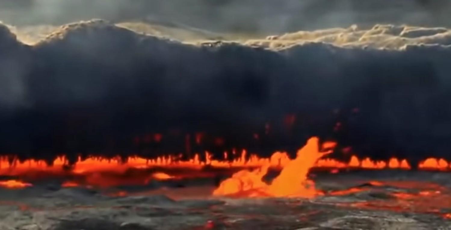 Апокалипсис в Антарктиде: вулканы подо льдом могут извергнуться и сделать Землю необитаемой