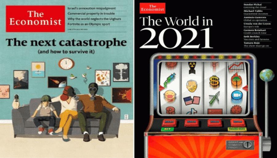 Эксперты The Economist рассказали, чего ожидать в 2021 году