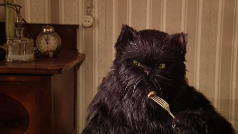 Как появился булгаковский кот Бегемот?