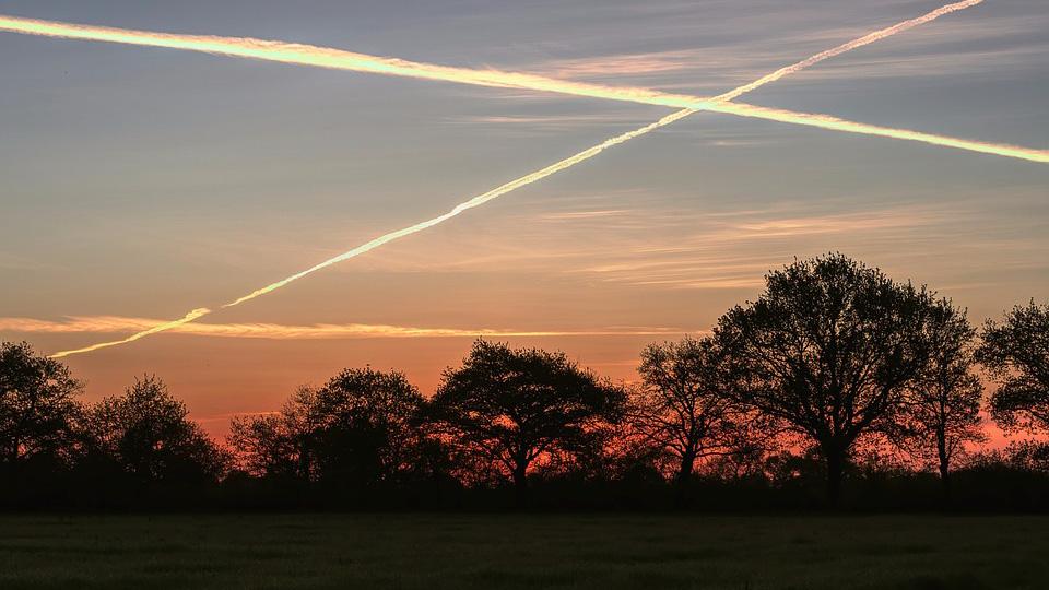 Ученые хотят с помощью «химиотрасс» охлаждать Землю