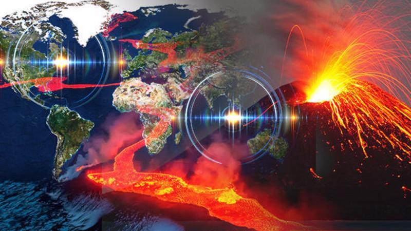 По всей планете активизируются вулканы