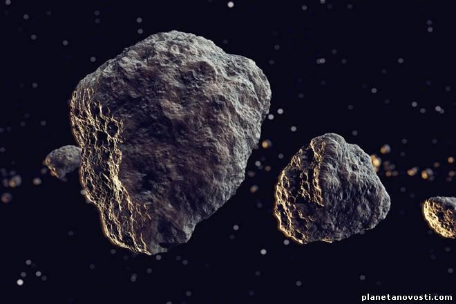 Два озера в Швеции могли быть образованы в результате падения двойного астероида