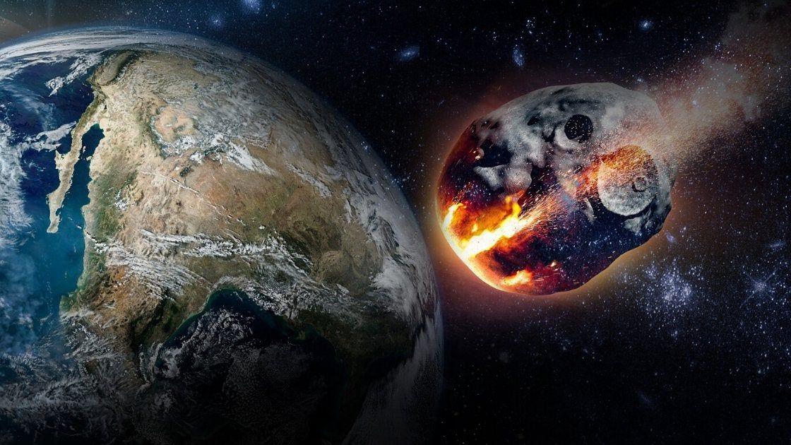 Появилась информация, что скоро на Землю упадет гигантский астероид